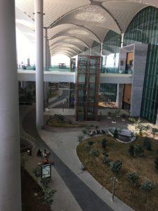 Der neue Flughafen Istanbul